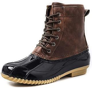 Best brown duck boots Reviews