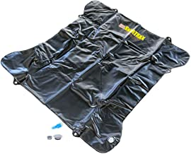 ShurTrax CLW0056 LW-0056 All Weather Traction Aid for Full Size Pickup Trucks/SUVs, Black