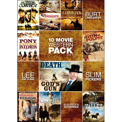 10-Movie Western Pack, Vol. 2 (Nothing Too Good For a Cowboy / Kid Vengeance / Cowboys Don