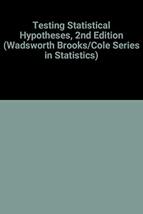 Testing Statistical Hypotheses, 2nd Edition