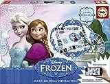 Educa Borrás Frozen Juego de Mesa, 2 X 100 Piezas (16219)