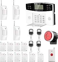 Ag-Security system سیستم امنیتی با راندمان بالا 99 منطقه 8 زنگ خطر زنگ خودکار GSM اس ام اس خانه Home Burglar Security Wireless Gsm سیستم زنگ دار ردیاب سنسور کنترل از راه دور