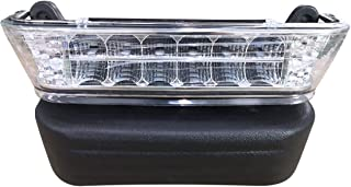 No. 1 accessories Club Car Precedent 2004 and UP Led Head Light Replacement or Upgrade,Front Head Light with Bumper