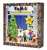 PlayMais MOSAIC Adventskalender für Mädchen & Jungen