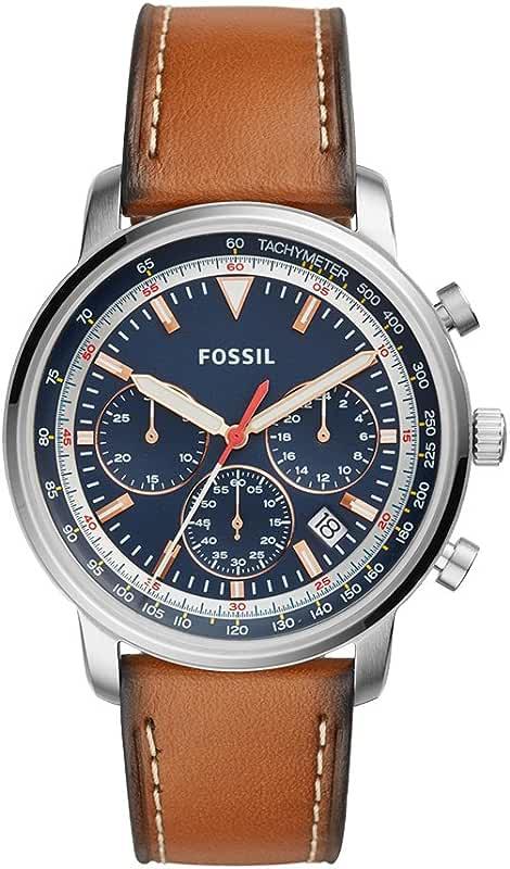 Мужские часы Fossil FS5529. Goodwin