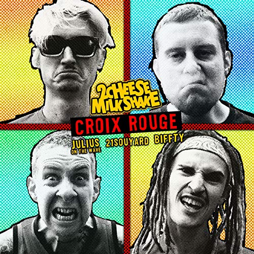 Croix rouge (feat. Julius On The Wave, 21Souyard, Biffty) [Explicit]