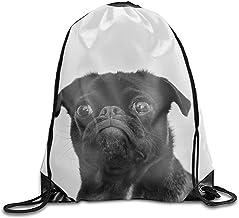 Jiger Yellow Flower Drawstring Backpacks Travel Gym Bags