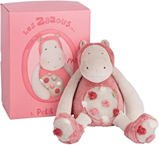 Moulin Roty's - Zazous Pink Hippo, Small
