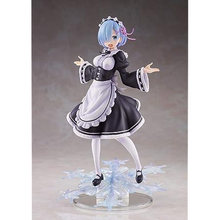Re:ゼロから始める異世界生活 AMP レム フィギュア Winter Maid image ver.