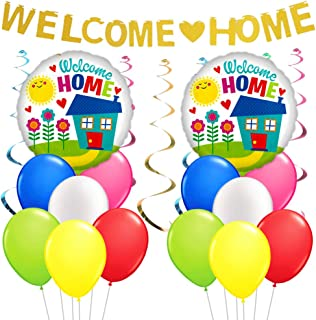 Best welcome home balloons party city Reviews