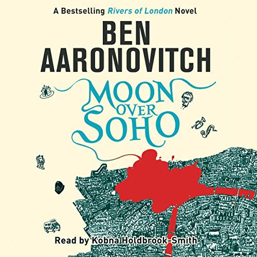 Moon Over Soho cover art