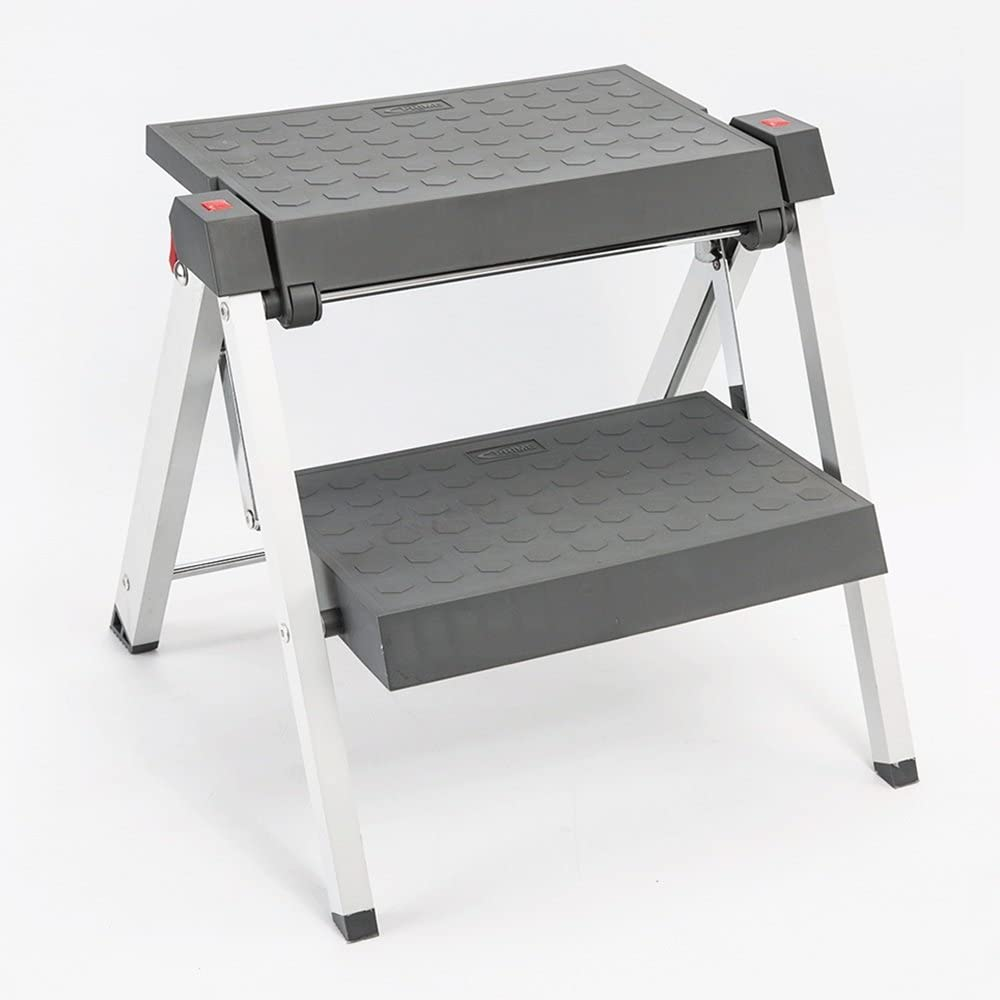 ZXQZ New York Mall Step Stools mart Convenient Foldable Household