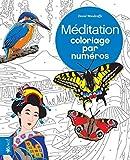 Méditation - Coloriage par Numeros - Bravo - 17/09/2019