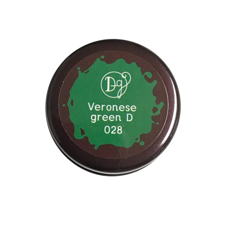 DECORA GIRL カラージェル #028 ヴェネローゼグリーンディープ