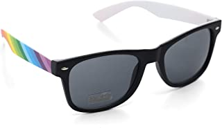 Colourful Gay Pride Drifter Rainbow Style Sunglasses (Pack Of 50) WSPSG4