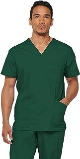 Dickies Men's Medical Scrubs Shirt