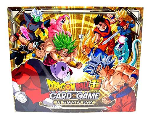 Bandai BCLDBUB1008 Dragon Ball Super Kartenspiel: Ultimate Box
