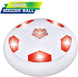 SOKY Led Hover Soccer Ball Indoor Outdoor Games- Sports Toys