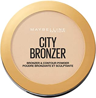 Maybelline City Bronzer and Contour Powder - Light Cool 100