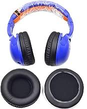 80mm Headphone Earpads Replacement for Skullcandy Hesh, Hesh 2 Bluetooth Wireless Headphones Replacement Ear Pads/Ear Cushions/Ear Cups/Ear Cover/Earpad Repair Parts
