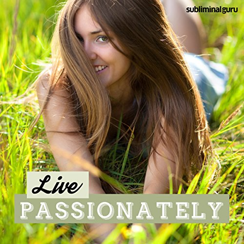 Live Passionately  By  cover art