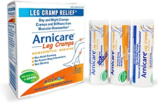 Boiron Arnicare Leg Cramps Homeopathic Medicine for Pain Relief, 11 Count (Pack of 3)