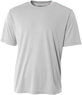 Youth Cooling Performance Crew Short Sleeve Tee