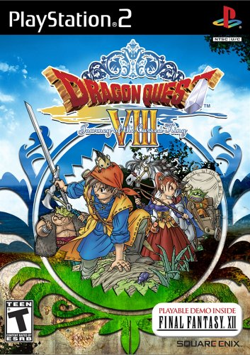 Dragon Quest VIII: Journey of the Cursed King by Square Enix