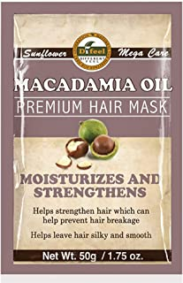 Difeel Premium Deep Conditioning Hair Mask - Macadamia Oil 50 grams