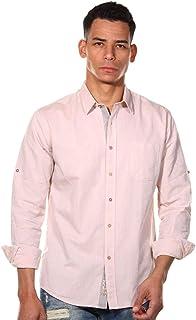iceboys Uzun Kollu Keten Gömlek