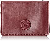 Kipling - Alethea, Carteras Mujer, Rojo (Lacquer Wine), 11.2x8.2x2.5 cm (B x H T)