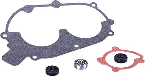 lowest Mallofusa Water outlet sale Pump high quality Rebuild Kit Bearing Seals & Gaskets for 350L 2 Stroke 400 & 400L 2 Stroke Engines Replacement for Polaris sale