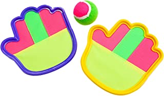 Children Outdoor Playing Interactive Catch Toy Throw Ball Sticky Racket Set