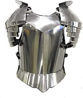 medieval leather breastplate