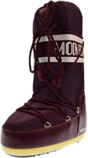 Moon-boot Nylon, Stivali da Neve Unisex-Adulto