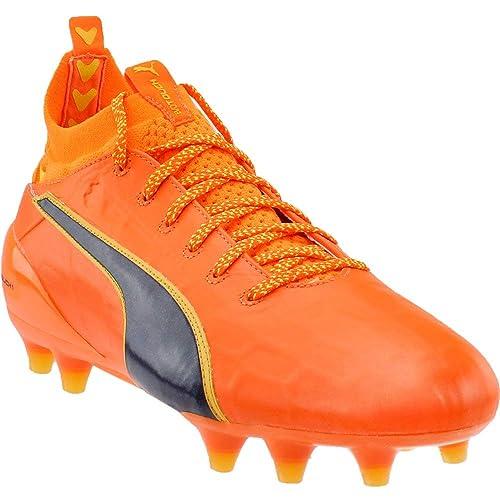 a7bad0c0b0f439 PUMA Men s Evotouch 1 FG Soccer Shoe