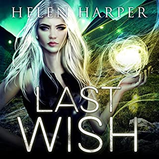 Last Wish     Highland Magic Series, Book 4              By:                                                                                                                                 Helen Harper                               Narrated by:                                                                                                                                 Saskia Maarleveld                      Length: 9 hrs and 36 mins     66 ratings     Overall 4.8