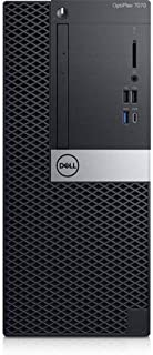 Dell OptiPlex 7070 Desktop Computer - Intel Core i5-9500 - 8GB RAM - 1TB HDD - Tower