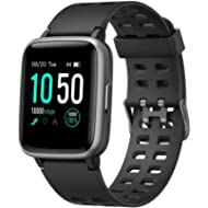 YAMAY Smart Watch for Android and iOS Phone 2019 Version IP68 Waterproof, Fitness Tracker Watch...