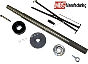MBS Mfg Alignment Gimbal Seal Bellow Setfor Mercruiser Volvo OMC with Hinge Pin and Bellow Expander Tool