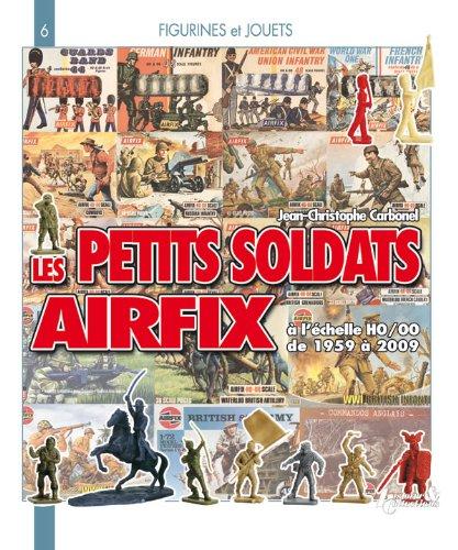 figurines et jouets : les petits soldats Airfix