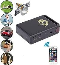 Gotd Mini Vehicle GSM GPRS GPS Tracker Car Vehicle Tracking Locator TK102B (1 Set)