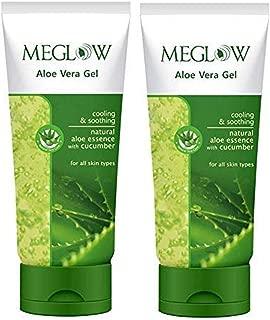 Best meglow aloe vera gel Reviews
