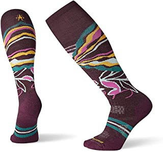Smartwool PhD Outdoor Light Over the Calf Socks - Women's Ski Medium Wool Performance Sock