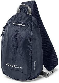 Eddie Bauer Unisex-Adult Stowaway Packable Sling Bag