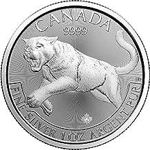 2016 CA Canadian Predator - Cougar CAN$5 BU