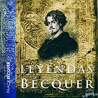 Pack Gustavo Adolfo Bequer audiobook cover art