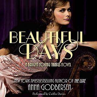 Beautiful Days audiobook cover art