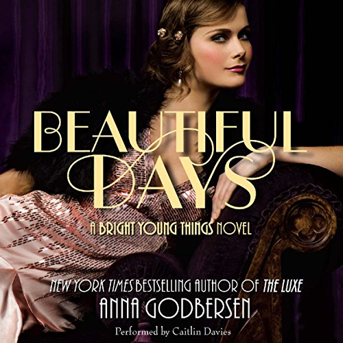 Beautiful Days audiobook cover art