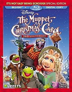 The Muppet Christmas Carol: 20th Anniversary Edition [Blu-ray] (Bilingual)